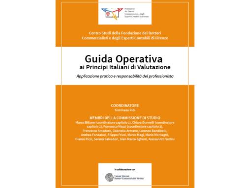 Guida Operativa ai Principi Italiani di Valutazione